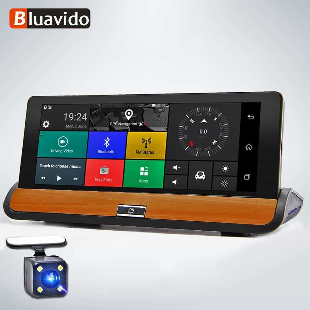 Android Car Dashboard DVR GPS Navigation, [variant_title], [option1], [option2], [option3] - anythinganyware