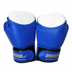 Boxing Gloves Fitness Men, Blue, Blue, [option2], [option3] - anythinganyware