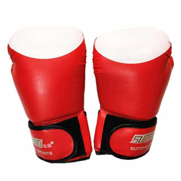 Boxing Gloves Fitness Men, Red, Red, [option2], [option3] - anythinganyware