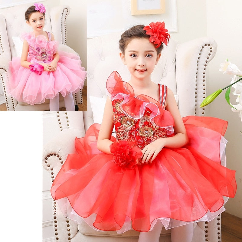Boy girl jazz dance Latin dance costume, [variant_title], [option1], [option2], [option3] - anythinganyware