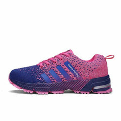 Breathable Running Shoes Fashion Large Size Sports Shoes, Pink / 3.5, Pink, 3.5, [option3] - anythinganyware