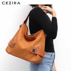 Casual Large Women High Quality Vegan Leather Handbags, [variant_title], [option1], [option2], [option3] - anythinganyware