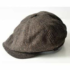 Cap For Men New Newsboy Caps, Khaki / One Size, Khaki, One Size, [option3] - anythinganyware