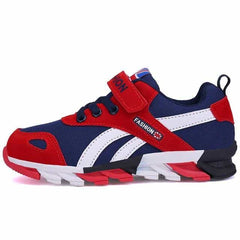 Casual kids school sneakers shoes, red / 12, red, 12, [option3] - anythinganyware