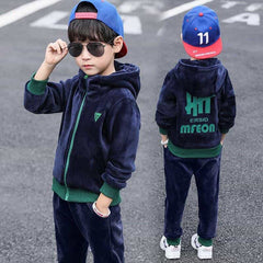 Children Boys Autumn Winter Sports Suit, [variant_title], [option1], [option2], [option3] - anythinganyware