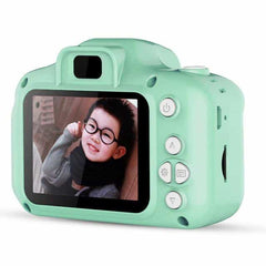 Children Mini Cute Digital Camera Toy Camera, Green, Green, [option2], [option3] - anythinganyware