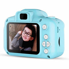 Children Mini Cute Digital Camera Toy Camera, Blue, Blue, [option2], [option3] - anythinganyware