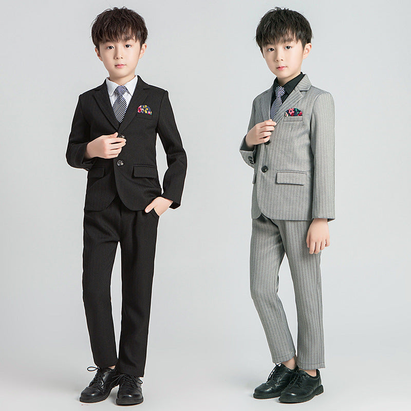 Children's Formal Suit Sets Kids Tuxedo, [variant_title], [option1], [option2], [option3] - anythinganyware