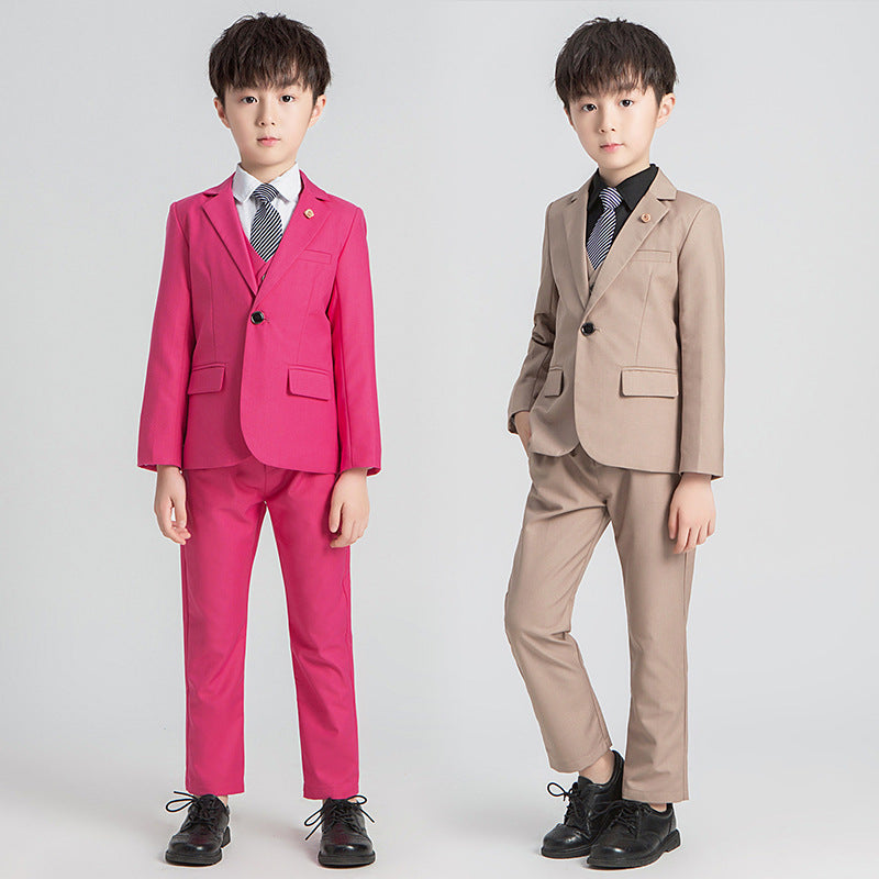 Children's Suits Sets  Flower Boys Wedding Dress, [variant_title], [option1], [option2], [option3] - anythinganyware