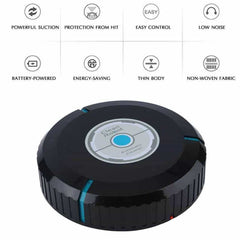 Clean Robot Smart Robot Vacuum Cleaner Automatic Multi-Surface Cleaner, [variant_title], [option1], [option2], [option3] - anythinganyware