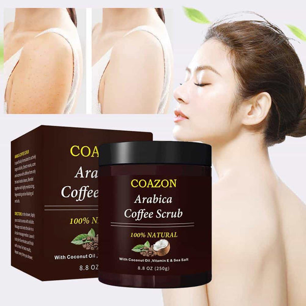 Coffee Scrub Body Scrub Cream Facial, [variant_title], [option1], [option2], [option3] - anythinganyware