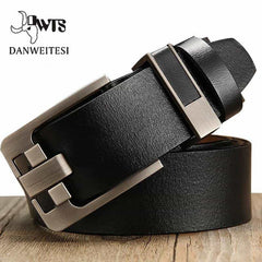 leather belt male male genuine leather strap, [variant_title], [option1], [option2], [option3] - anythinganyware