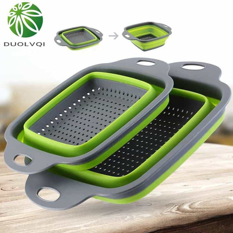 Fruit Vegetable Washing Basket Strainer, [variant_title], [option1], [option2], [option3] - anythinganyware
