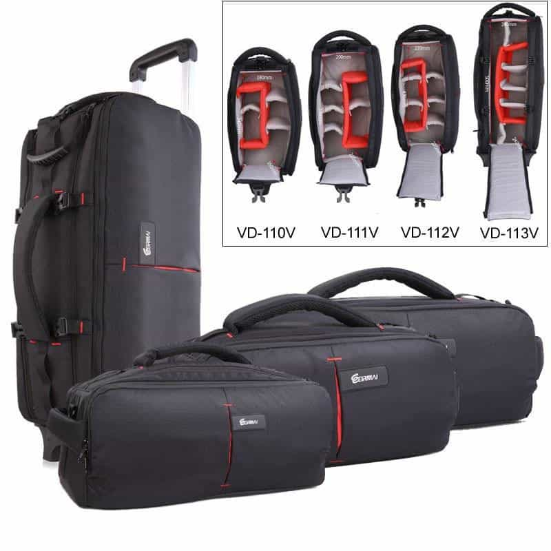 Photo Shoulder Camera Bag, VD112V, VD112V, [option2], [option3] - anythinganyware