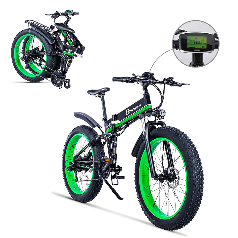 1000W Electric Beach Bike