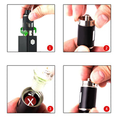 Electronic Cigarette 100W Adjustable vape mod box kit, [variant_title], [option1], [option2], [option3] - anythinganyware