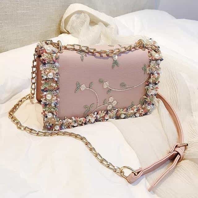 Elegant Clutch Party Bag Evening Bags, Pink, Pink, [option2], [option3] - anythinganyware