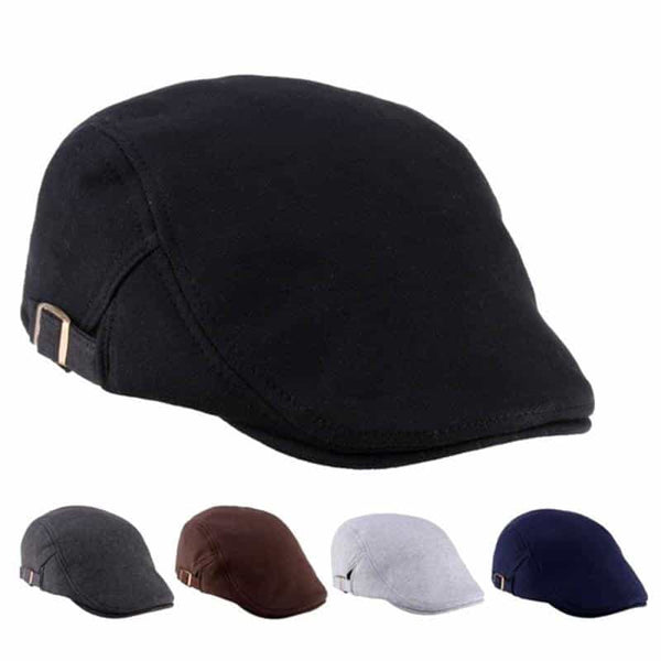Golf Driving Flat Sun Cap Classic Hats Man Women, [variant_title], [option1], [option2], [option3] - anythinganyware