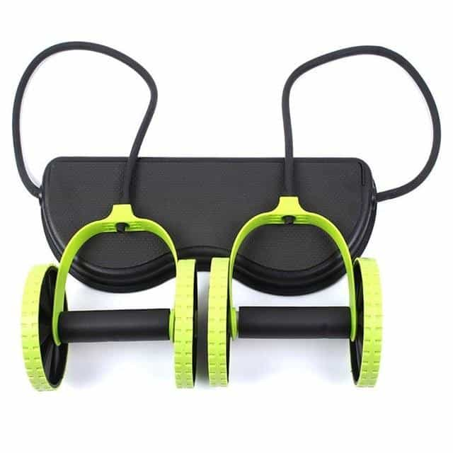 Gym Muscle Exercise Equipment Home Fitness Equipment, Ab Roller, Ab Roller, [option2], [option3] - anythinganyware