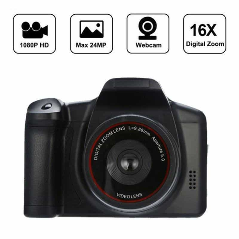 HD1080P 16MP Handheld Video Camcorder Digital Camera, [variant_title], [option1], [option2], [option3] - anythinganyware