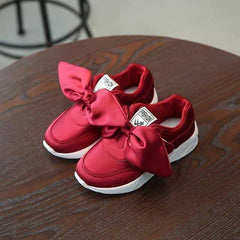 Kids Girls Shoes, Red / 4, Red, 4, [option3] - anythinganyware