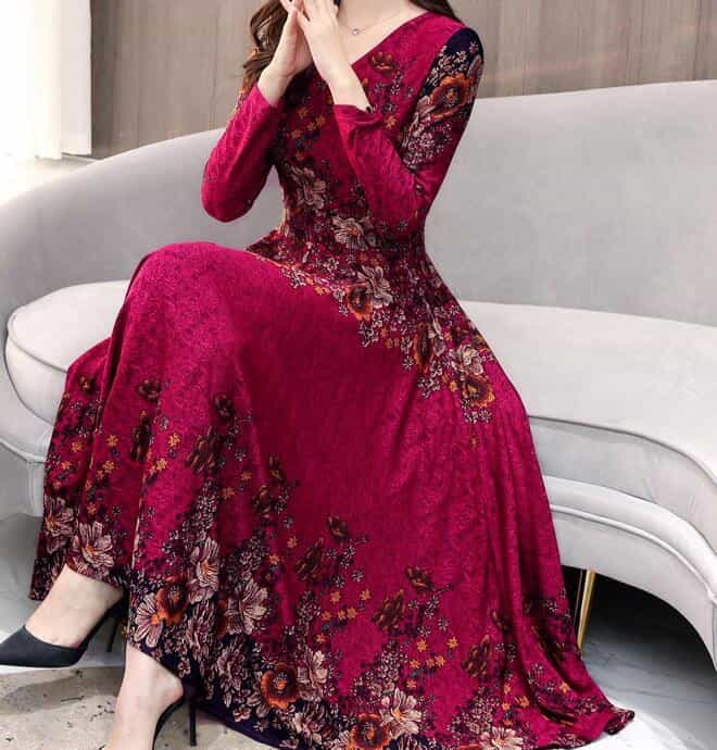 New Arrival  Woman Long Dress, [variant_title], [option1], [option2], [option3] - anythinganyware