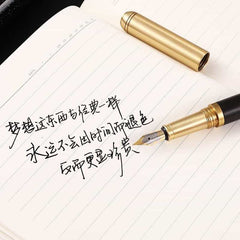 High Quality Luxury wood fountain pen ink pen nib, [variant_title], [option1], [option2], [option3] - anythinganyware