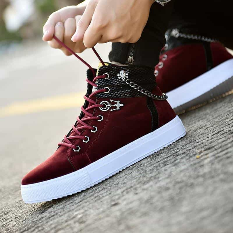 High Quality Men Vulcanized shoes, [variant_title], [option1], [option2], [option3] - anythinganyware
