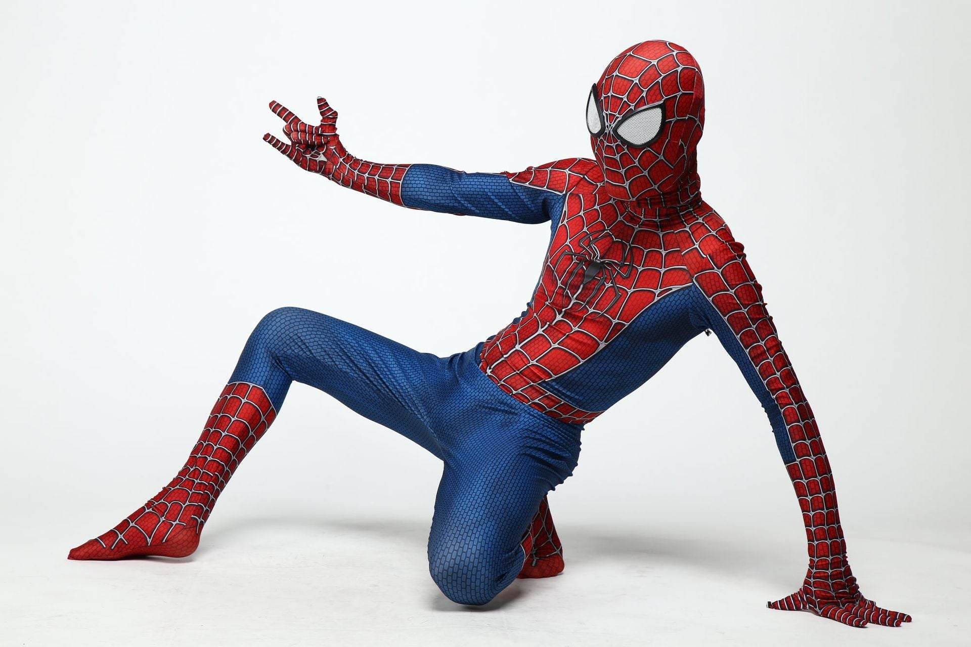 High Quality Spider Man Spiderman Costume, [variant_title], [option1], [option2], [option3] - anythinganyware