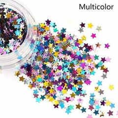 Holographic Sequins Eye Face Body Glitter Multicolor, Multicolor, Multicolor, [option2], [option3] - anythinganyware