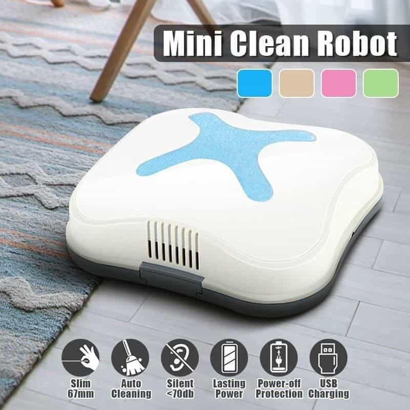 Household Portable Mini Clean Robot, [variant_title], [option1], [option2], [option3] - anythinganyware
