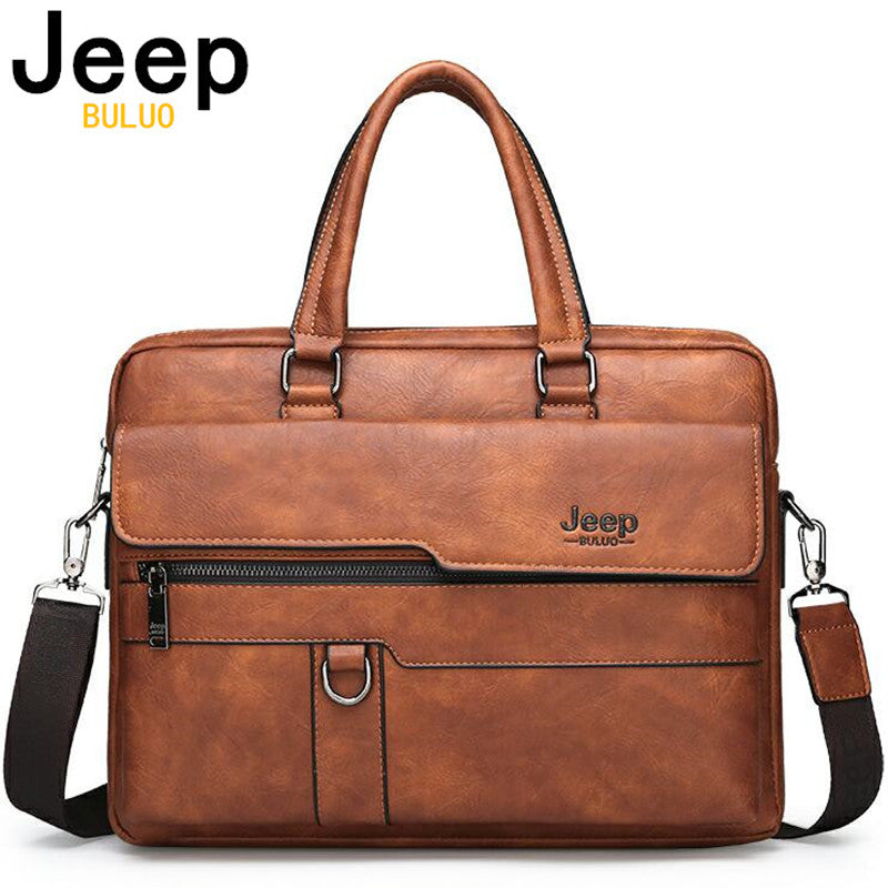 JEEP BULUO Men Briefcase Bag, [variant_title], [option1], [option2], [option3] - anythinganyware
