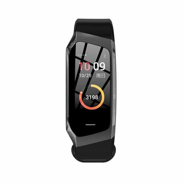 Jelly Comb Smart Watch, Black, Black, [option2], [option3] - anythinganyware