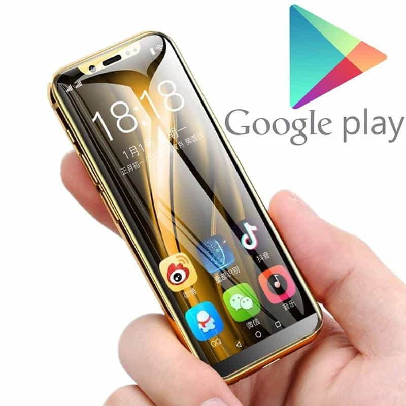 mini smallest smartphone 3.5 inch android 8.1 Quad Core, [variant_title], [option1], [option2], [option3] - anythinganyware