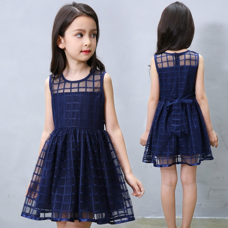 Summer Dress 2019 new children Sleeveless dress, [variant_title], [option1], [option2], [option3] - anythinganyware