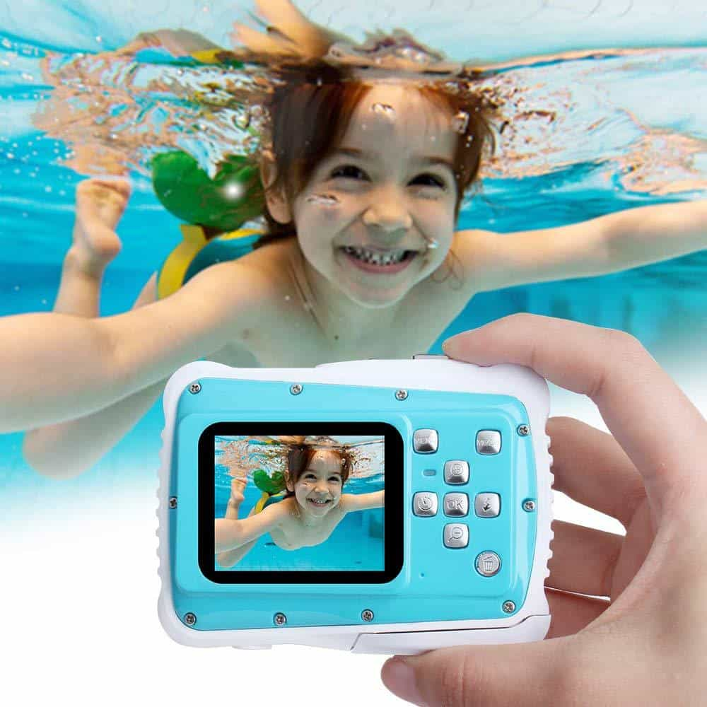 Kids Underwater Camera Digital Waterproof Water Sport Camcorder, [variant_title], [option1], [option2], [option3] - anythinganyware