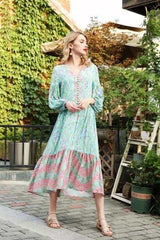 Ladies Summer Casual Dress Women, D5-2-75-80 / M, D5-2-75-80, M, [option3] - anythinganyware