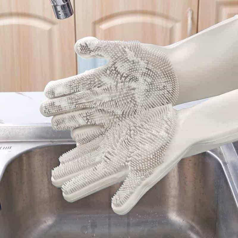 Magic Gloves Silicone Kitchen Gloves, [variant_title], [option1], [option2], [option3] - anythinganyware