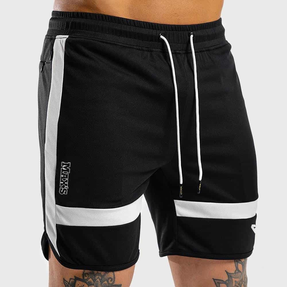 Men Fitness Sweatpants Shorts Man Summer Gyms Workout, [variant_title], [option1], [option2], [option3] - anythinganyware