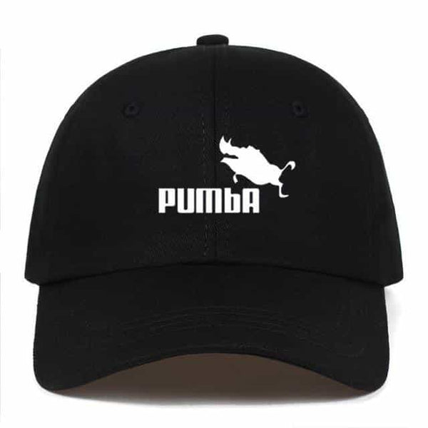 Men and women homme Pumba Baseball caps, Black, Black, [option2], [option3] - anythinganyware