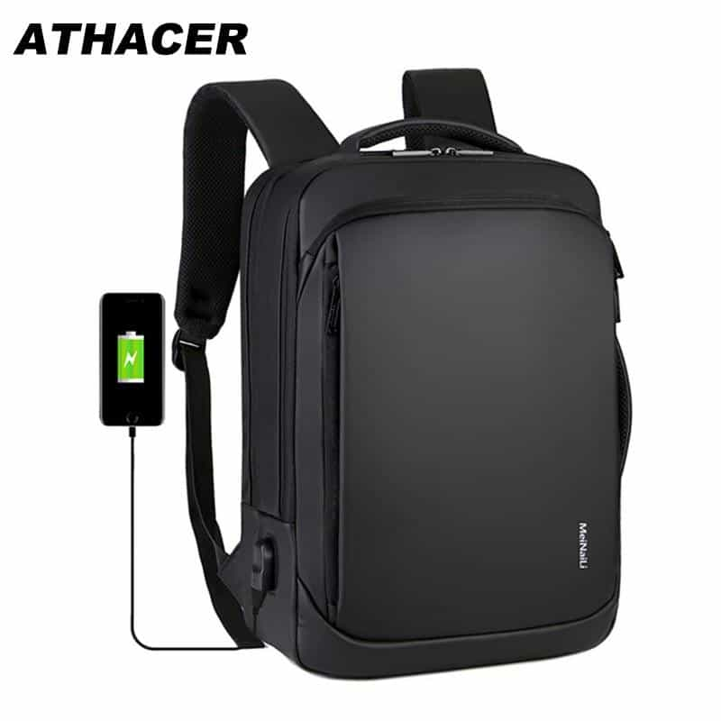 Multifunctional Laptop Backpack For Men, [variant_title], [option1], [option2], [option3] - anythinganyware