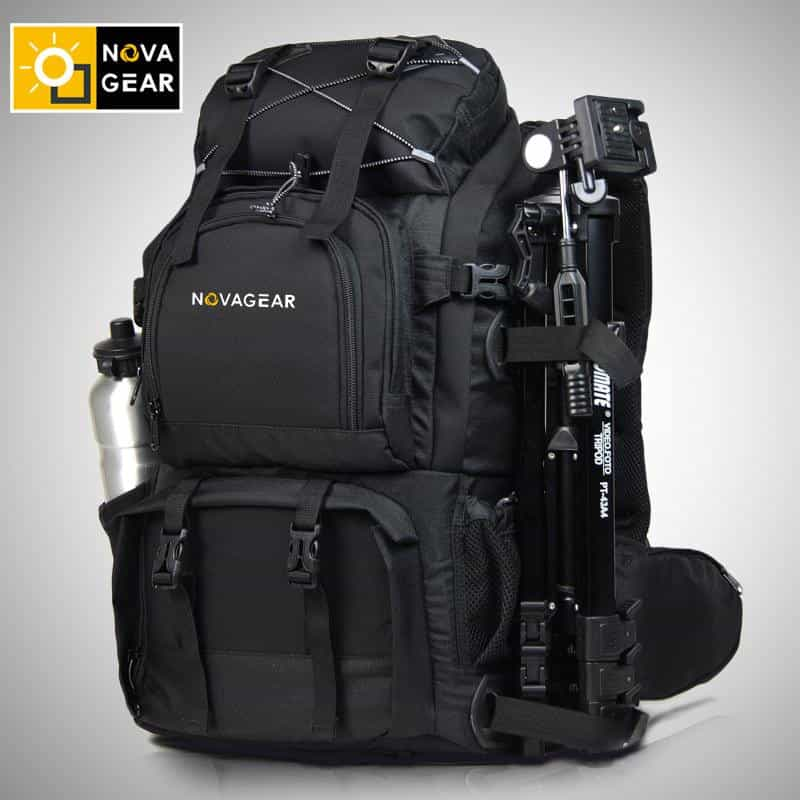 Photo Bag Camera Backpack, Enhanced  black, Enhanced  black, [option2], [option3] - anythinganyware
