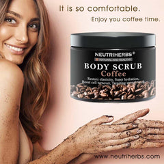 Neutriherbs Coffee Body Scrub, [variant_title], [option1], [option2], [option3] - anythinganyware