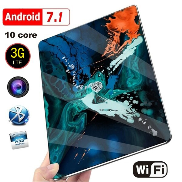 New 10 inch tablet pc Dual SIM 3G Phone Tablet