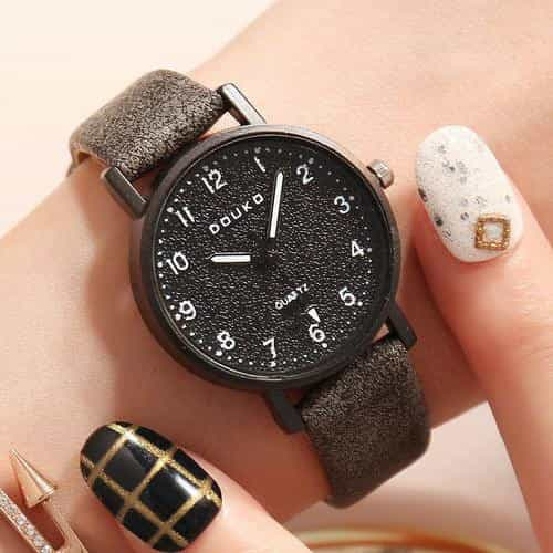 2018 Wrist Watch Women Watches Ladies Fashion, black, black, [option2], [option3] - anythinganyware