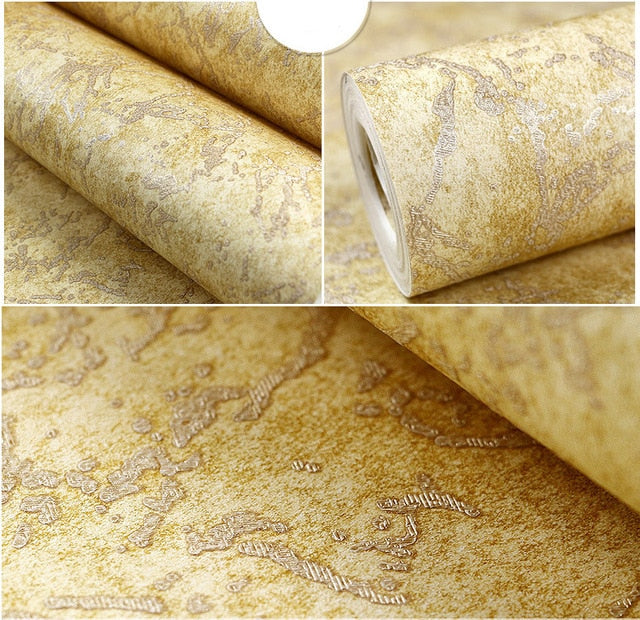 New 2019 Non-woven Wallpaper Fine Pressing Technology, 01 / 5.3㎡, 01, 5.3㎡, [option3] - anythinganyware