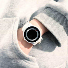 New Arrival Trend no-pointer Concept watch Simple, [variant_title], [option1], [option2], [option3] - anythinganyware