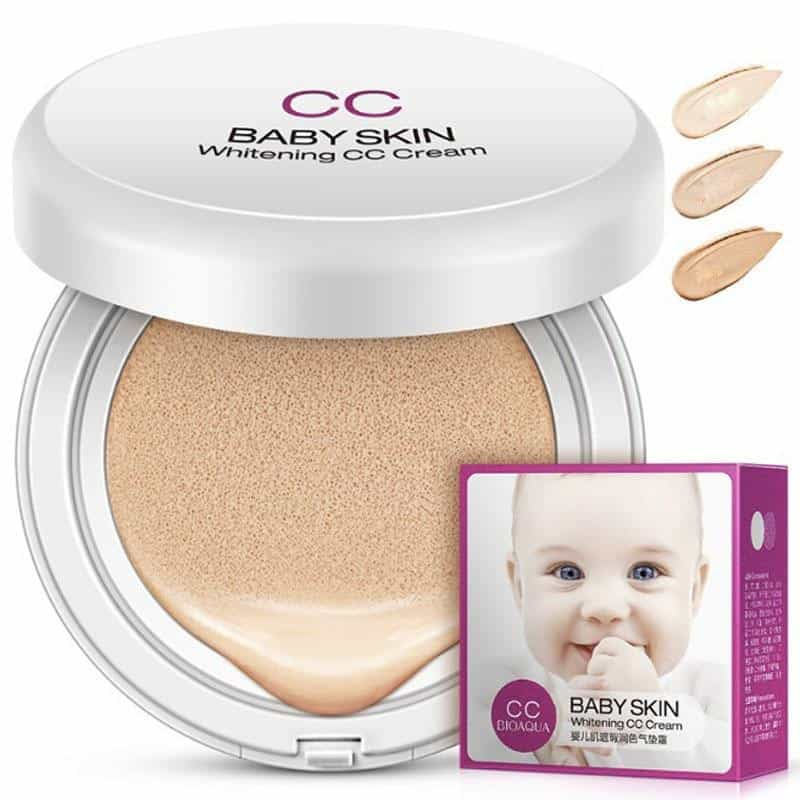 Air Cushion Moisturizing Foundation, ivory white, ivory white, [option2], [option3] - anythinganyware