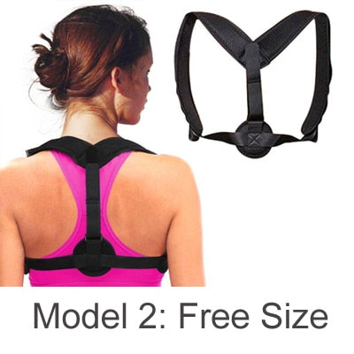 Back Posture Corrector Clavicle Spine Back Shoulder Lumbar Posture Correction