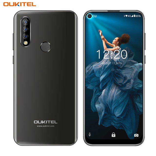 "C17 PRO C17PRO 6.35"" Android 9.0 Mobile Phone"